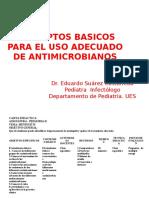 Uso de Antibióticos - Dr. Suárez