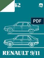 [RENAULT] Manual de Taller Renault 9 y 11