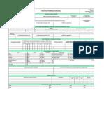 FSST-12 Registro Enfermedad Ocupacional