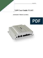TZ-AVL09 User Guide 1.0.5