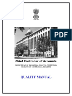 QM Quality Manual - DIPP
