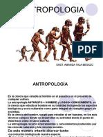 Diapositivas de Antropologia 1