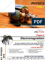 Chapter 8 Electromagnetism