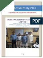 Ptcl Report Final