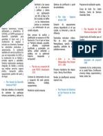 Plan Metropolitano MAPA de quito resumen