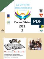 Boom Bíblico Powerpoint -Espanol 2013 Ok (1)