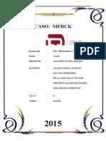 Caso Merck