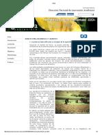 Agricultura Desarrollo y Medioambiente