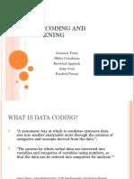 Data Coding