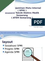 Presentasi 1 Sistem Penjaminan Mutu Internal