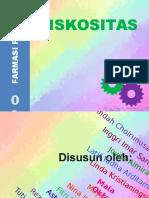 Farmasi Fisika_Viskositas