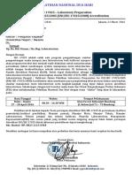 Pelatihan Nasional Dua Hari Training Iso 17025 – Laboratory Preparation
