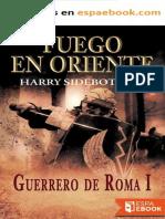 Harry Sidebottom-Fuego en Oriente