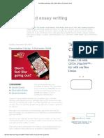 Good Essay Writing_ Descriptive Essay_ a Demonic Gold