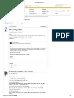 PP Configuration _ SCN