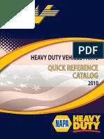TWD Heavyduty truck parts