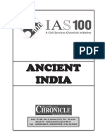 +Ancient, Medieval & Modern History- Chronicle IAS