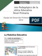 04 Fundamento Pedagógico Robotica