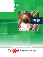 Biology Practical Handbook Class 11