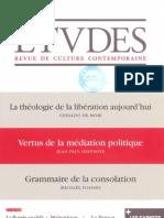 La théologie de la liberation Aujourd'Hui - Geraldo De Mori