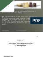 La Cuestión Religiosa en Pío Baroja