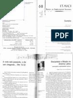 Discipulado e missão na América Latina - Maria C. Bingemer