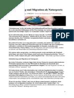 Lourdes, Maria - Globalisierung Und Migration Als Naturgesetz (2014, 24 S., Text)