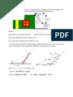 CHAP TWO Worked Example Engineering Mecha-I