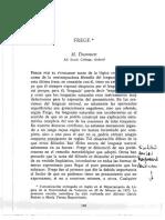 Dummett Frege (Teorema, Vol. 5, Nº. 2, 1975,)