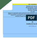 (P0)R C Columns-Rectangular-Biaxial Bending-Section Design-Is456 (1)