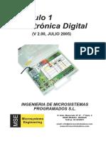 Modulo 1 - Universal trainer. Electronica analógica