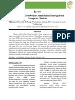 Analisis Peran Metabolisme Serat Dalam Mencegah Dan Mengatasi Obesitas