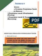 4-Alat Dan Mesin Pengolahan Tanah