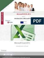 Modulo 1 - Introduccion a Microsoft Excel