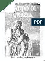 Album Tempo Di Grazia (Francesco Buttazzo) - Spartiti