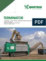1 Terminator Brochure