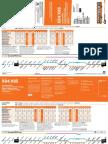 X84 - X85 Times Until 2 Jan 2016 Publication