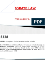 PPT on 1st Topic on Corplorate Law