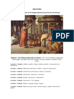 Seminario Biblico gratis - Oratoria