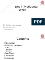 Drill Pipes in Horizontal Wells