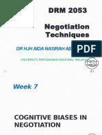 Ana Negotiation w7