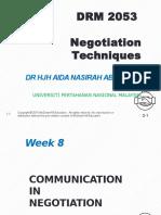 Ana Negotiation w8