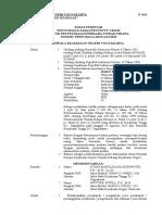 2. P-16a Surat Perintah Penunjukan Jaksa Penuntut Umum Untuk Penyelesaian Perkara Tindak Pidana