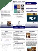 Membership 2009_2010 Brochure