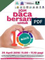 Poster Jom Baca