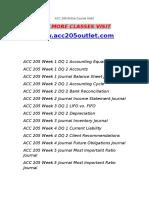 ACC 205 OUTLET EDUCATION EXPERT / acc205outlet.com