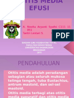 Otitis Media Efusi (OME)