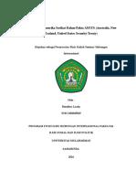 Kepentingan Amerika Serikat Dalam Pakta ANZUS (Australia