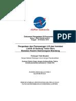 Dokumen Pengadaan Lift (1)