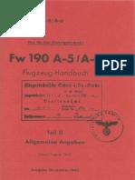 (1943) D.(Luft) T.2190 A-5/A-6 Teil 0